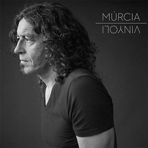 Caràtula-CD-Xavi Múrcia-A través de Vinyoli