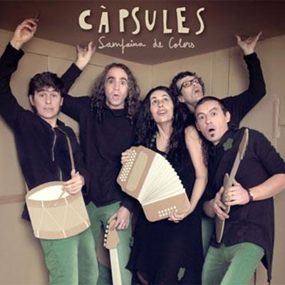 Caràtula-CD-Càpsules-Samfaina-de-Colors