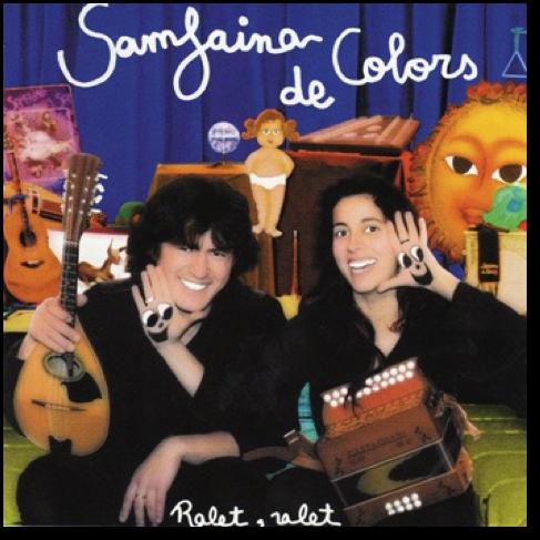 Caràtula-CD-Ralet, Ralet-Samfaina de Colors