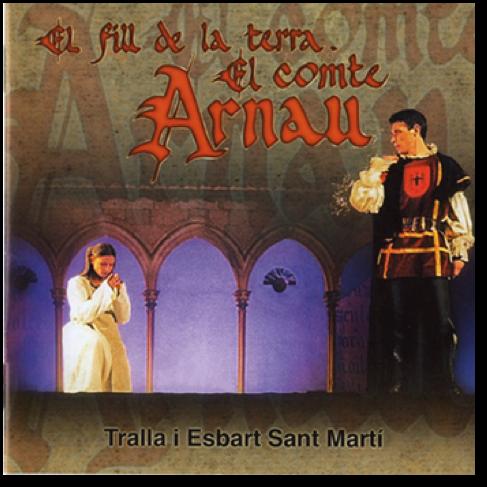 Caràtula Comte Arnau