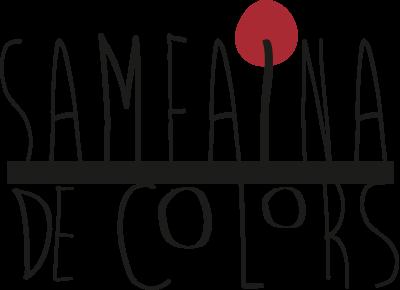 Logotip espectacle Discos a mà